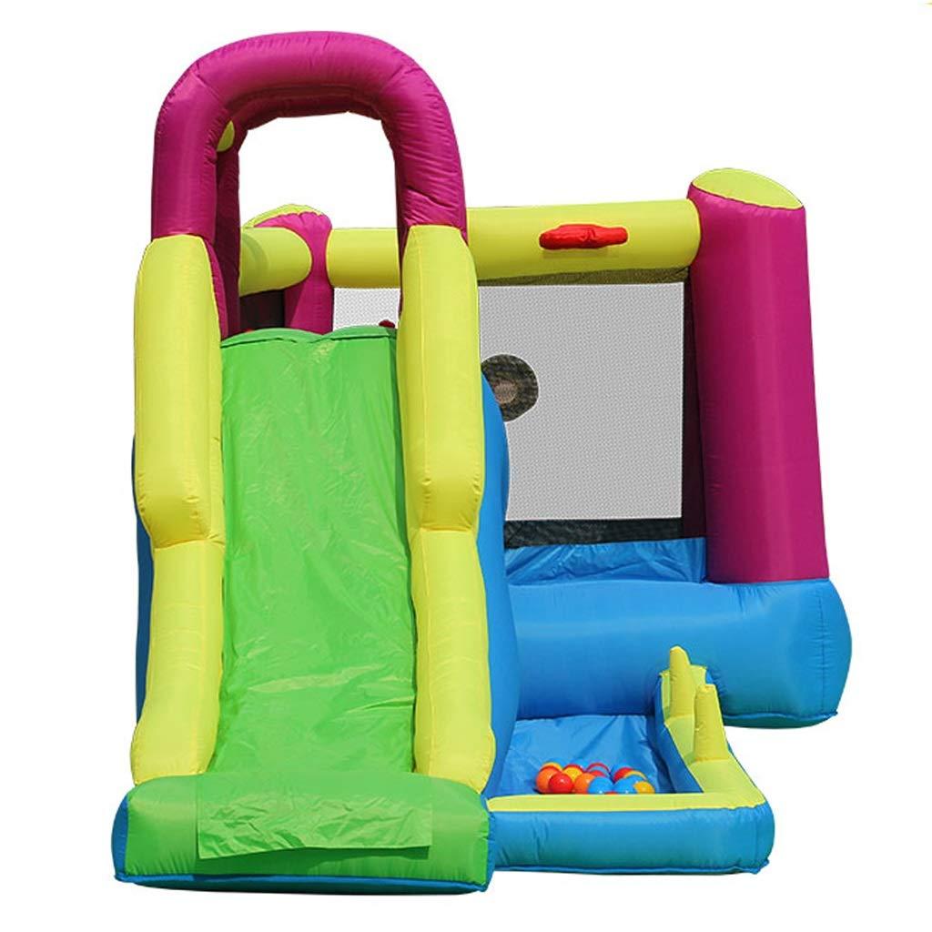Amazon.com: Bouncers inflable para niños, castillo de juego ...