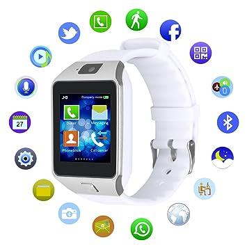 kivors® DZ09 Bluetooth Smart Watch con SIM Insertar Support Anti-lost teléfono cámara Muñequera Reloj Recordatorio de llamadas Mensaje Notificación ...