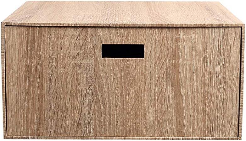 Caja de almacenaje Caja de Almacenamiento, cajón Grande del guardarropa del Libro Caja de Almacenamiento de la Ropa de los niños Almacenamiento japonés del Archivo Caja de Almacenamiento: Amazon.es: Hogar