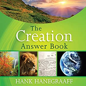 The Creation Answer Book Hörbuch