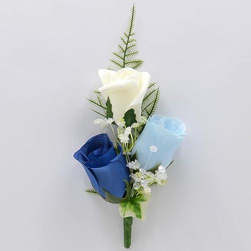 Wedding Flower Buttonhole: Amazon.co.uk