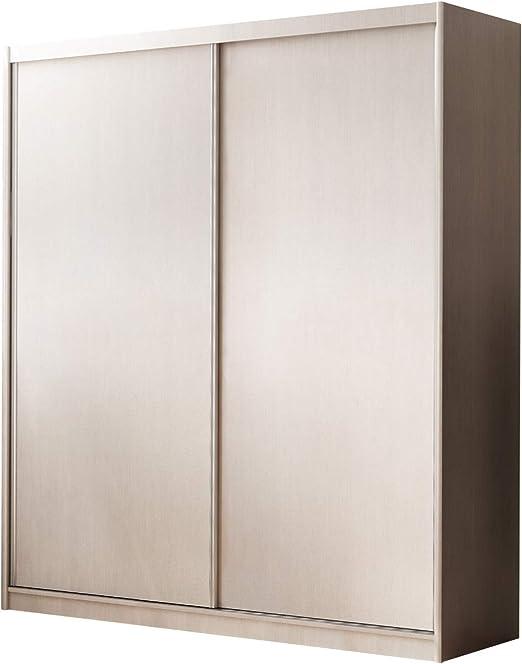 Mirjan24 Lewis I - Armario ropero Moderno con Puertas correderas, 208 x 240 x 67 cm, Elegante Armario para Dormitorio, Puerta corredera: Amazon.es: Juguetes y juegos