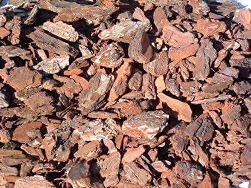CORTEZA DE PINO NATURAL - Sacos de 50 L: Amazon.es: Jardín