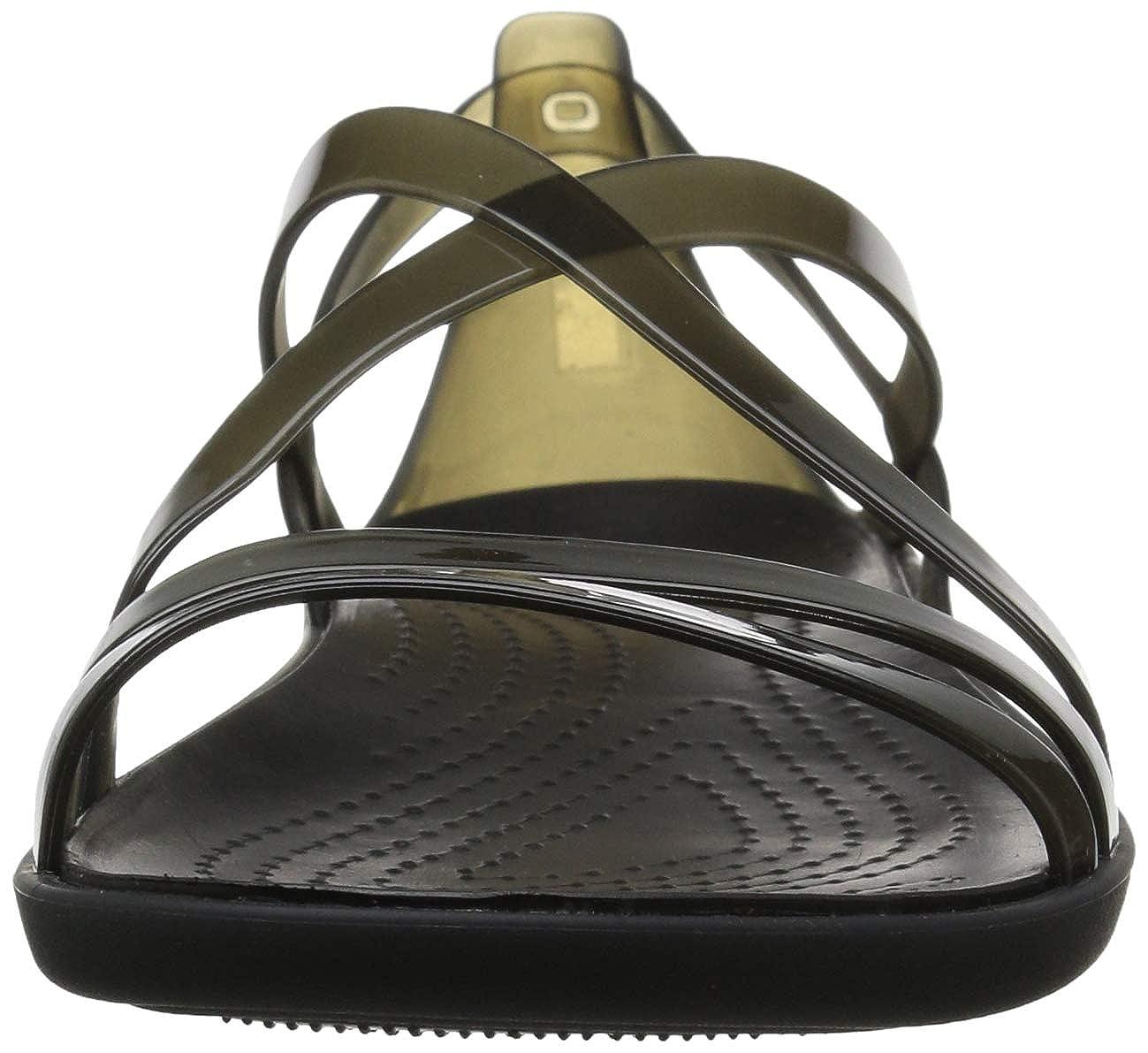 b1bdf84f6ab5 Amazon.com  Crocs Women s Isabella Strappy Sandal  Shoes