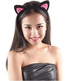 631335b4e36 Crazy Night Cute Cat Ear Headband Costume Favors Accessories