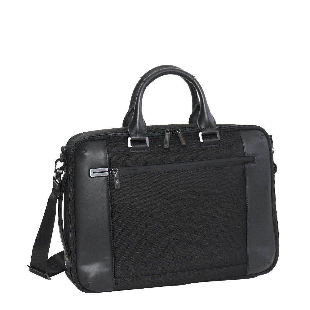 [ゼロハリバートン] ZEROHALLIBURTON PRF 3.0 Thin Briefcase Black[並行輸入品] B07FT7YJFD