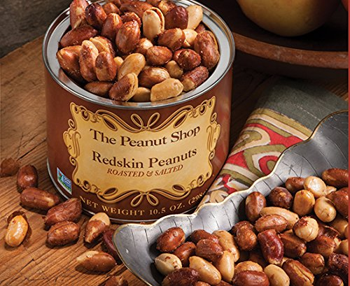 how to make salted roasted peanuts