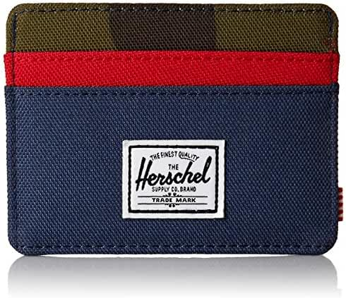 Herschel Supply Co. Men's Charlie Card Holder Wallet