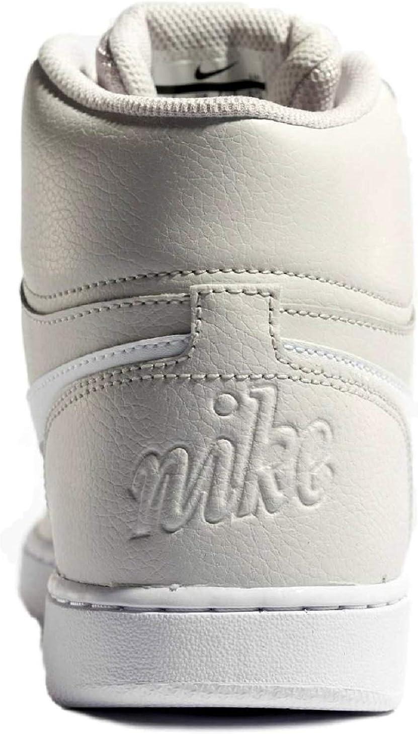 Nike Ebernon Mid, Zapatos de Baloncesto para Niños, Gris (Vapste ...