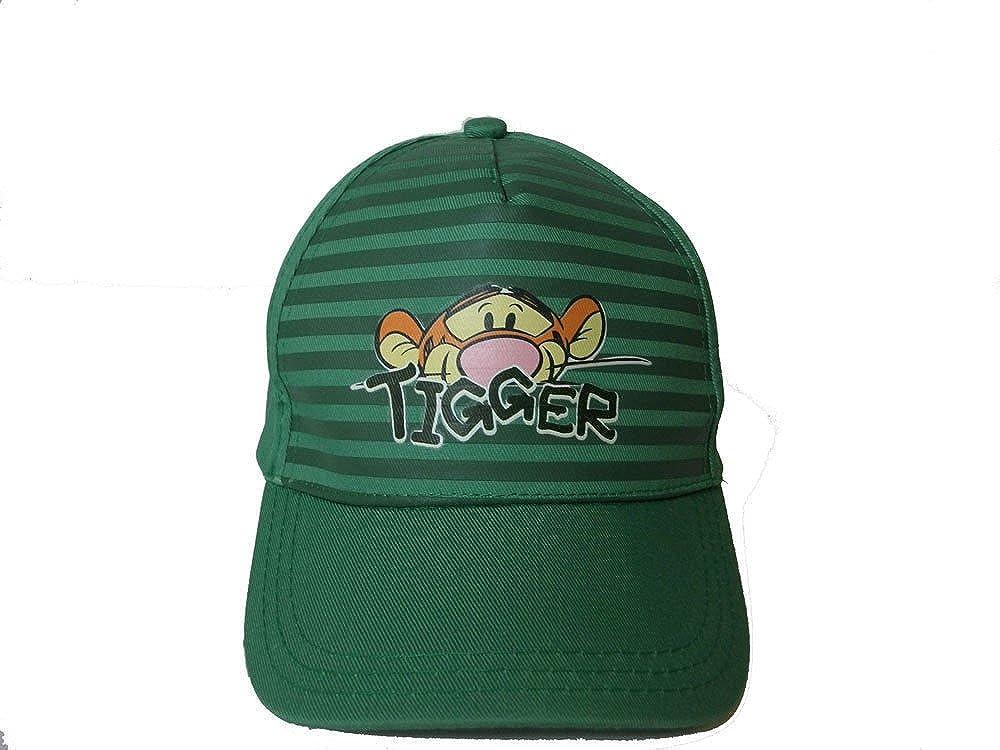 Disney Kids Characters Winnie the Pooh Tigger Baseball Cap Sun Hat - Several Styles