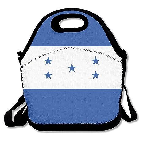 Dozili Bandera de Honduras, bolsas de almuerzo de neopreno ...