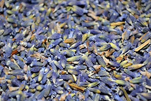 New Age Smudges & Herbs ~ FRENCH LAVENDER DRIED FLOWERS 1/2 LB. IDEAL FOR CANDLE MAKING, POTPOURRI, DIY CRAFTS, SOAPS & ETC. QUALITY GUARANTEED # 1 GRADE FRENCH LAVENDER (Lavender Flower Super Blue)