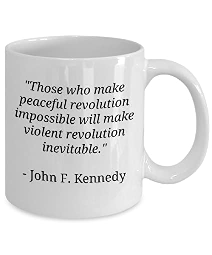 Amazon Com Pci Shop Get Your 11oz Jfk Coffee Mug Give Your