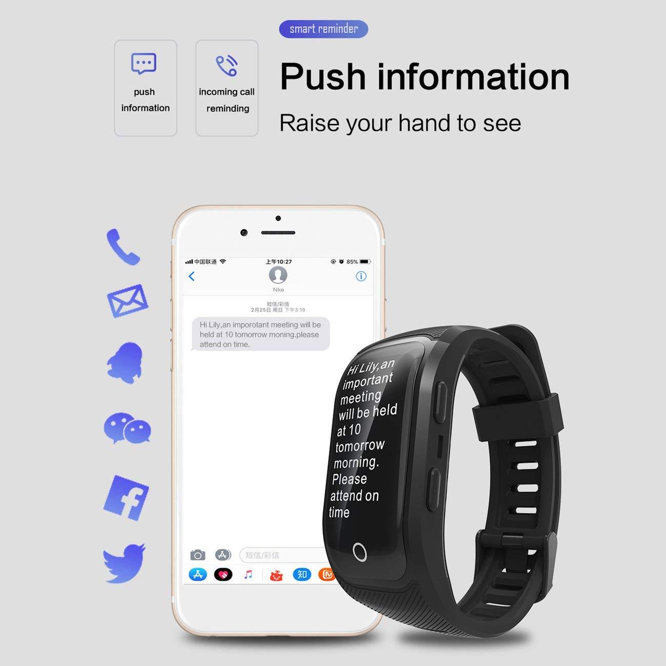 LasVogos Salud Personal Tracker: pulsómetro, podómetro, recordatorio ...