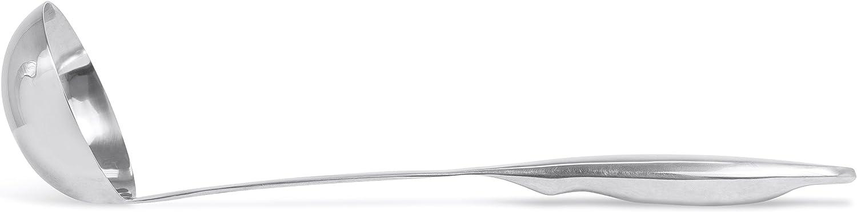 Schöpfkelle Ladle Soup Trowel Professional 0,05 Litre Stainless Steel 18//8 gastlando