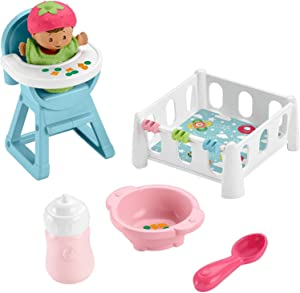Fisher-Price Little People Snack & Snooze,Multi