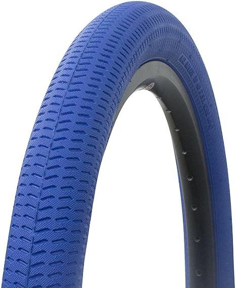 "Save 2+ Goodyear Folding Bicycle Tire BMX Bike-Blue Sidewall-20/"" x 1.5-2.125"