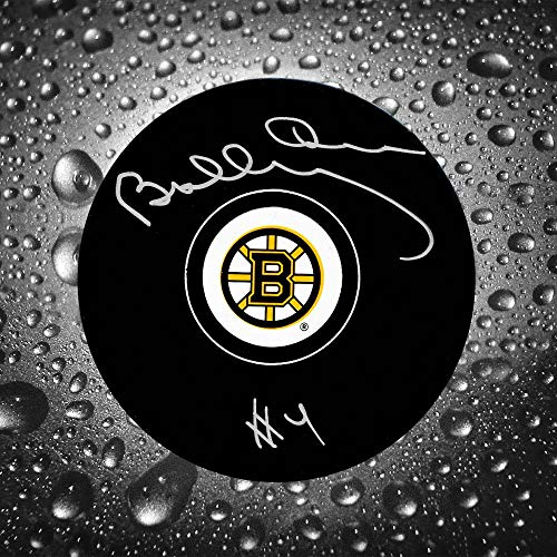 - Bobby Orr Boston Bruins Autographed Puck GNR