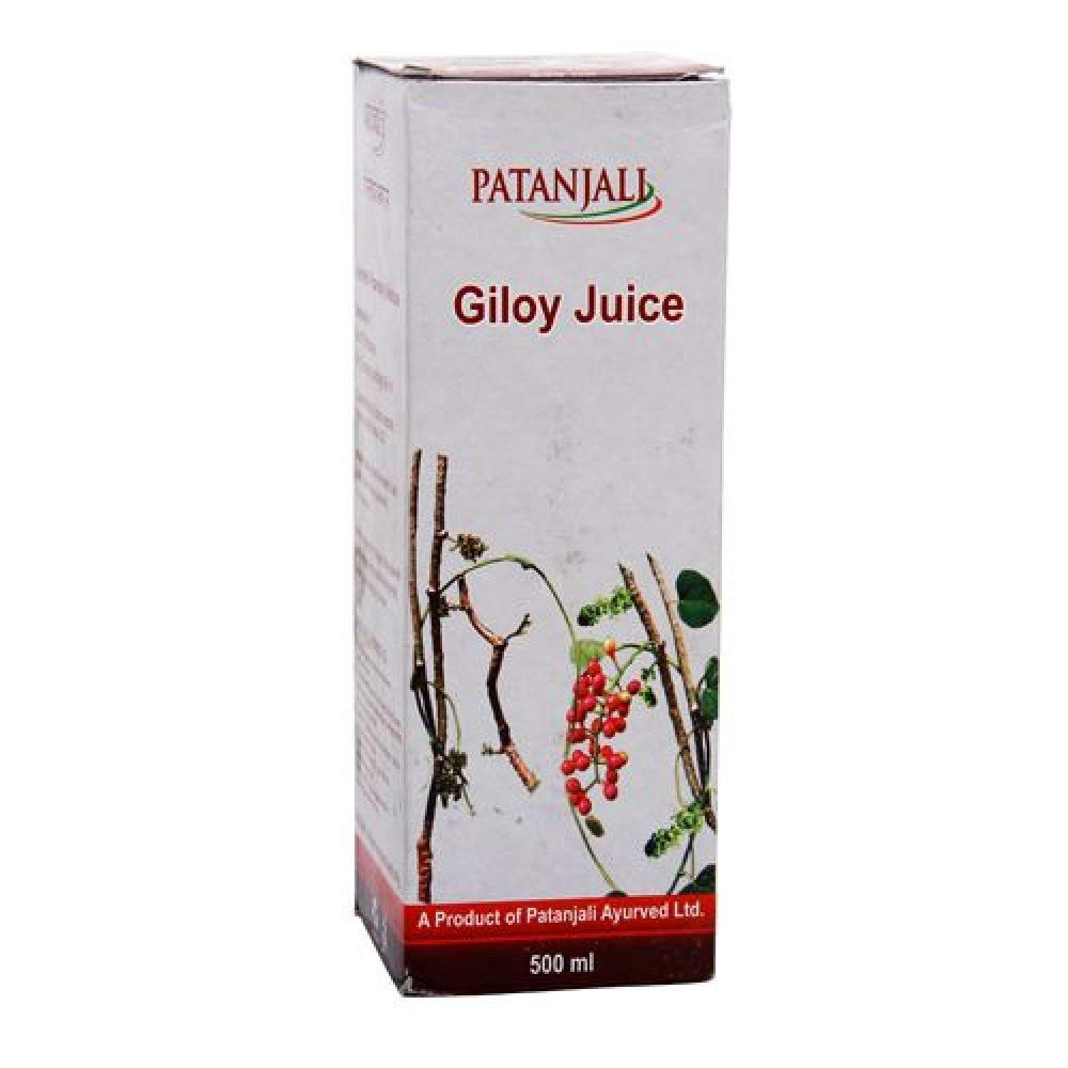 Giloy juice in Patanjali