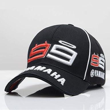 The New Moto GP F1 2019 Jorge Lorenzo 99 - Gorra de béisbol para ...
