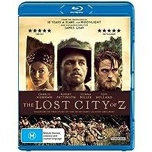 The Lost City of Z | Charlie Hunnam, Robert Pattinson | NON-USA Format | Region B Import - Australia