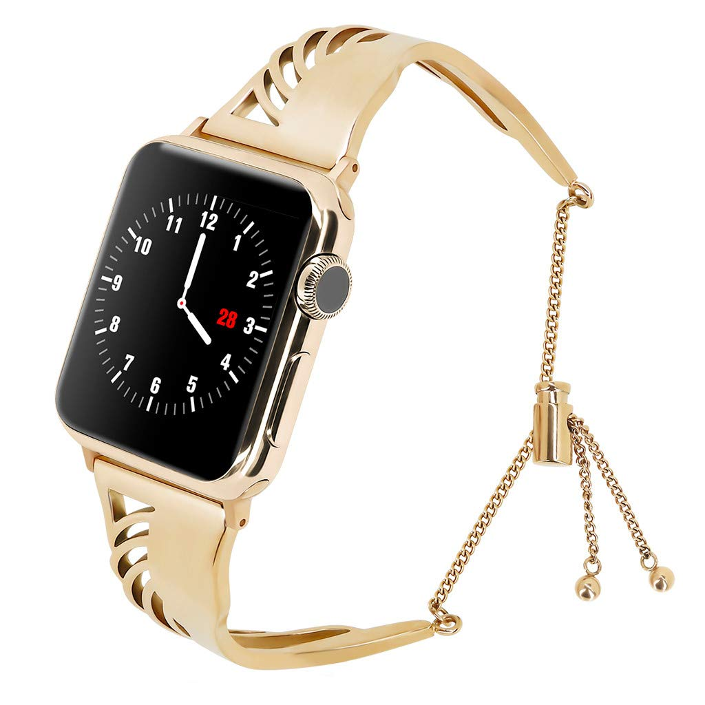 Amazon.com: Gallity Luxury Stainless Steel Strap Suitable ...