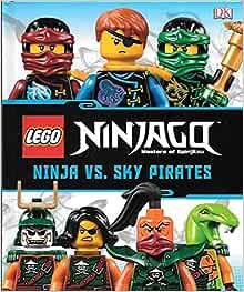LEGO Ninjago - Masters of Spinjitzu: Ninja vs. Sky Pirates ...