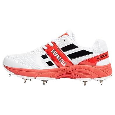2f8a88a0ca1 Gray-Nicolls Atomic Men s Cricket Shoes  Amazon.co.uk  Shoes   Bags