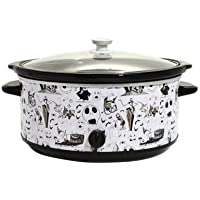 The Nightmare Before Christmas Characters 7-Quart Slow Cooker