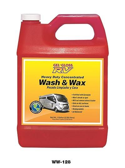 Gel-Gloss RV Wash and Wax