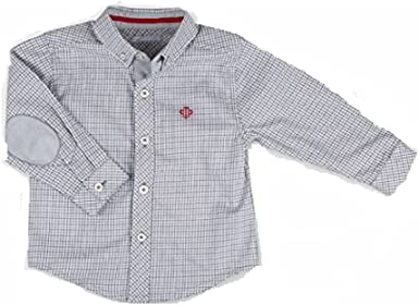 Tutto Piccolo Camisa de algodón para niños: Amazon.es: Ropa y ...