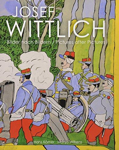 Josef Wittlich: Picture after Pictures: Catalogue Raisonné