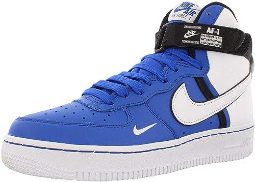 Amazon Com Nike Air Force 1 High Lv8 2 Boys Shoes Basketball
