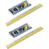 HiLetgo 2pcs STM32F103C8T6 ARM STM32 Minimum System Development Board Module STM32F103C8T6 Core Learning Board For Arduino