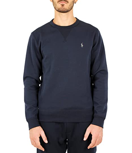 Polo Ralph Lauren Double Knit Tech-LSL-KNT Jersey, Azul (Navy 004 ...