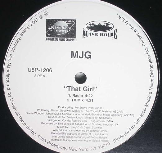 mjg that girl video