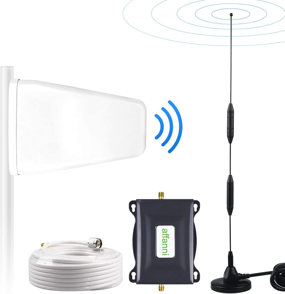 Cell Phone Signal Booster Verizon Cell Phone Booster Amplifier Verizon Home Cell Signal Booster Repeater Verizon 4G LTE Signal Booster Band13 700MHz Verizon Booster with Antennas Kit Boost Voice+Data