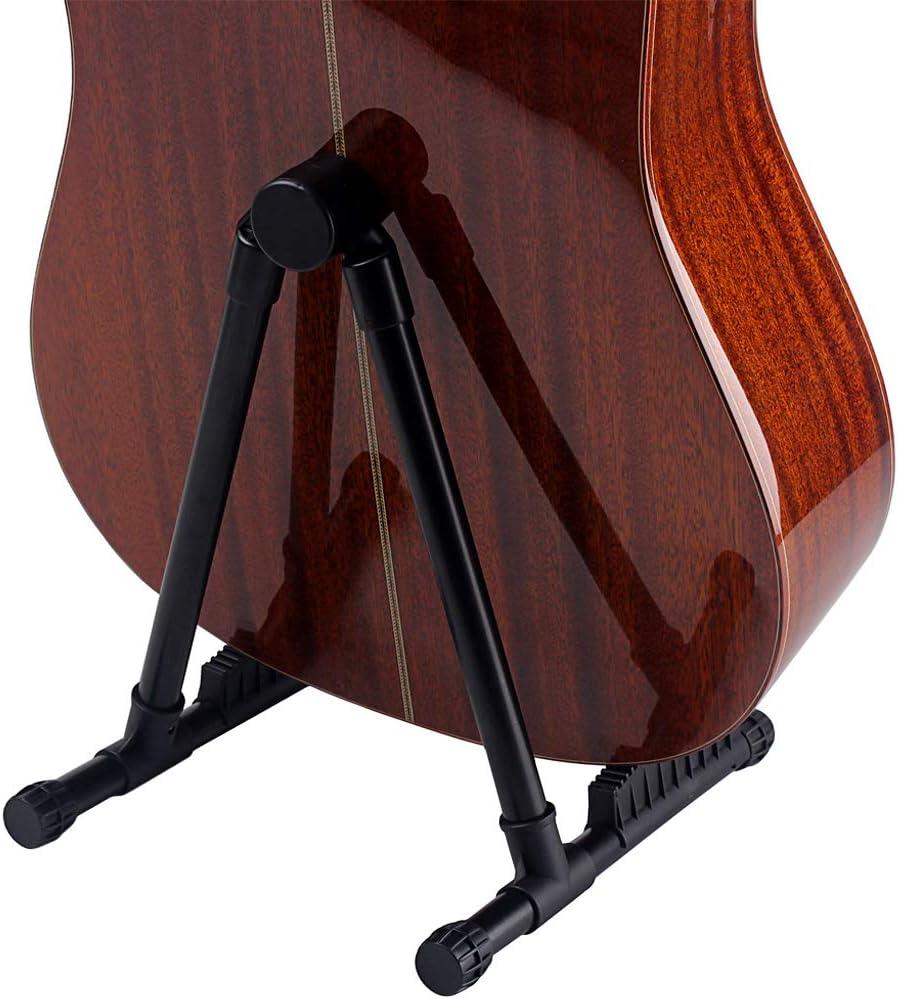 D DOLITY ギタースタンド 折りたたみ可能 ホルダー 高品質 耐久性