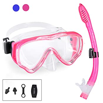 OMGear Swim Snorkel Set