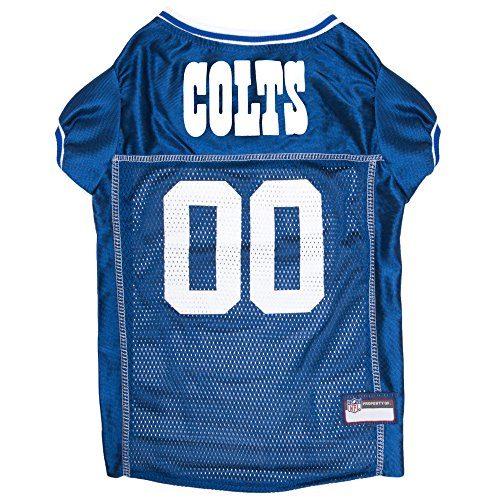 (NFL INDIANAPOLIS COLTS DOG Jersey, Small)