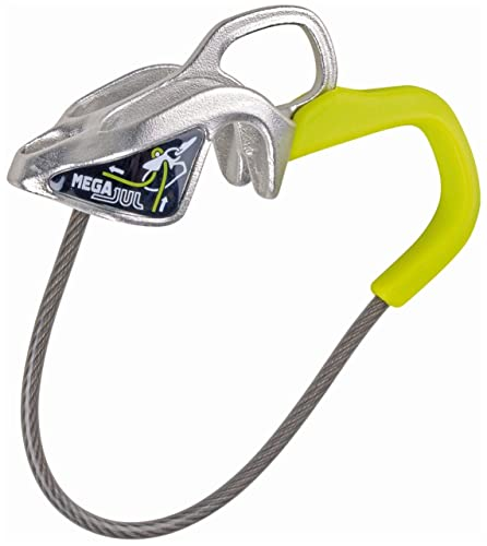 EDELRID Mega Jul Belay Device - Slate