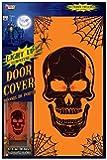 Fancy Horreur Fête De Halloween Effrayant Décorative Mise En Scène Allumer Couverture De Porte