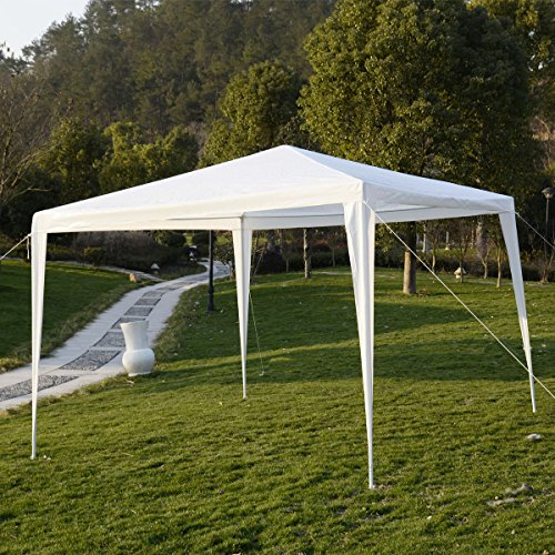 Instant Canopy With Led Lighting System - 6