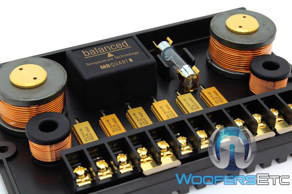 amazon com: qxd-216 - mb quart q series passive crossovers made in germany:  car electronics