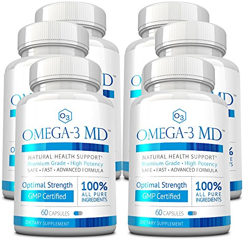 Omega 3 MD by Approved Science