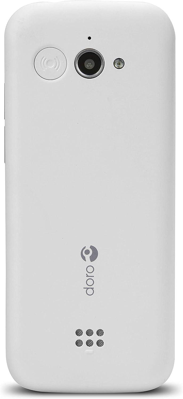 Doro 7010 - Teléfono móvil Desbloqueado 4G para Personas Mayores ...
