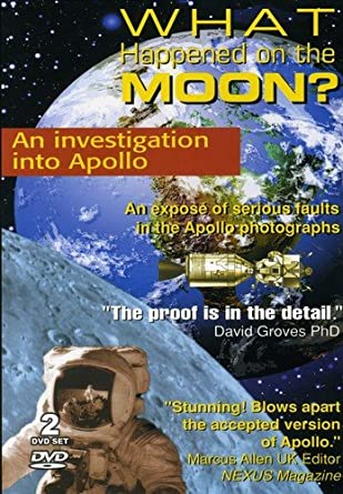 Amazon com: What Happened on the Moon? - An Investigation