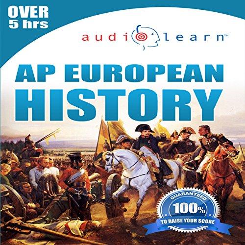 2012 AP European History Audio Learn