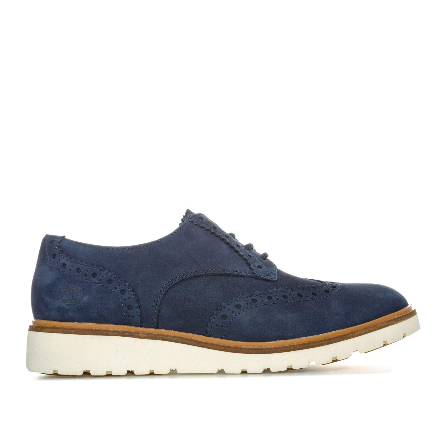 price reduced another chance hot product Timberland Womens Ellis Street Brogue Oxford Shoes in Total ...