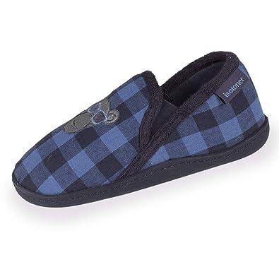 1867e4f4dae41 Chaussons Mocassins Jersey Garçon  Amazon.fr  Chaussures et Sacs